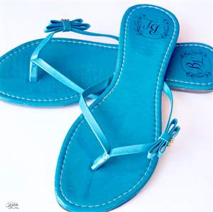 CHANEL CONFORT (LUXO) AZUL TIFFANY